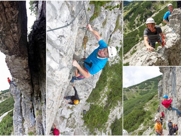 Die Klettergärten und die Kletterwand sind gewartet und somit betriebsbereit! Wir weisen ausdrücklich darauf hin, dass eine Benützung eigenverantwortlich erfolgt!