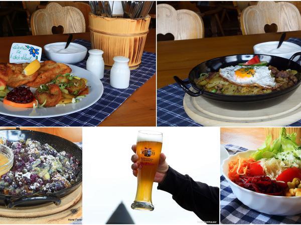 Speis und Trank hält Leib und Seele zusammen-so ein altes Sprichwort!