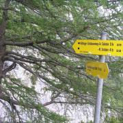 Auf dem Weg zur Magdeburger Hütte